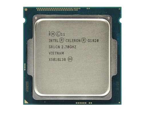 CPU Intel Celeron G1820