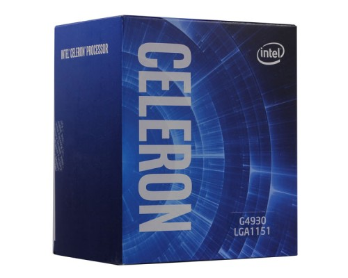 CPU Intel Celeron G4930 BOX