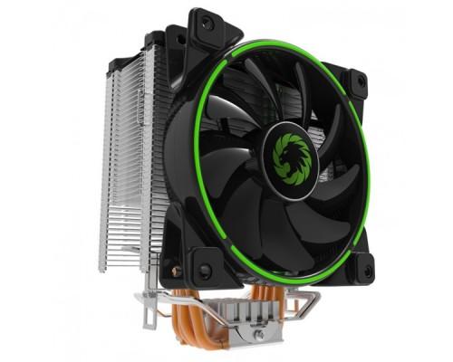Кулер Gamemax Gamma 500-Green