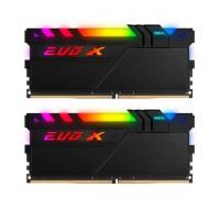 Оперативная память 16GB Kit (2x8GB) GEIL EVO X II Black GEXSB416GB3000C16ADC