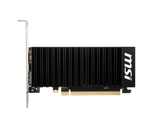 Видеокарта MSI GeForce GT 1030 2GHD4 LP OC