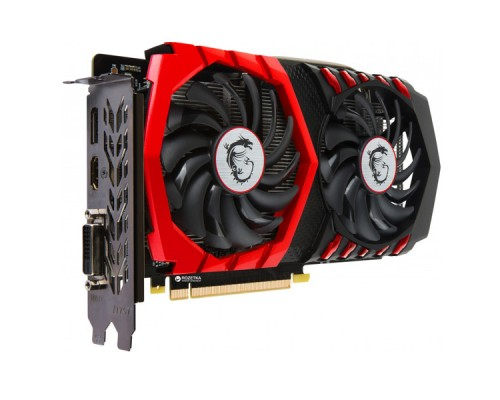 Видеокарта MSI GeForce GTX 1050 Ti GAMING X 4G