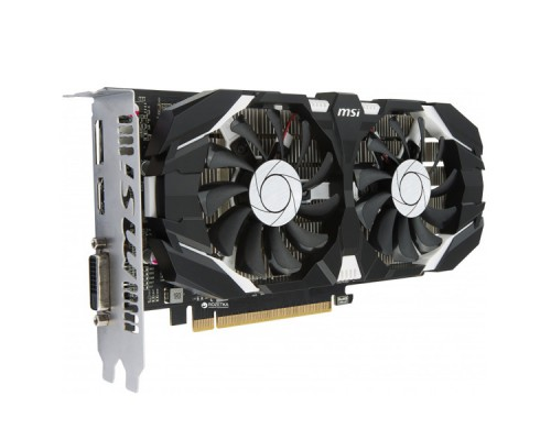 Видеокарта MSI GeForce GTX 1050 Ti 4GT OC