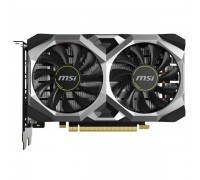 Видеокарта MSI GeForce GTX1650 VENTUS XS 4G OC