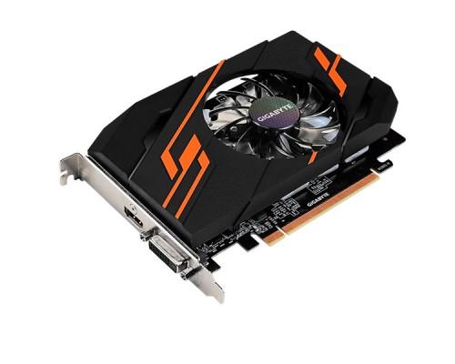 Видеокарта Gigabyte GT1030 OC 2G (GV-N1030OC-2GI)