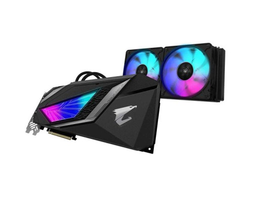 Видеокарта Gigabyte RTX 2080S, (GV-N208SAORUS W-8GC)
