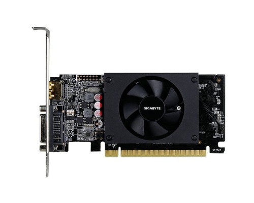 Видеокарта Gigabyte GeForce GT710 (GV-N710D5-1GL)