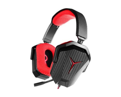 Наушники Lenovo Y Gaming Stereo Black-Red (GXD0L03746)