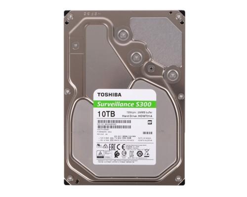 HDD 10Tb TOSHIBA S300 HDWT31AUZSVA