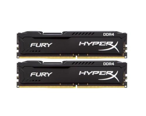 Комплект модулей памяти, Kingston, HyperX Fury HX430C15FB3K2/32