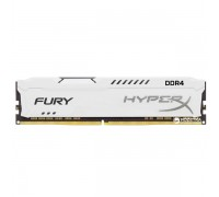 ОЗУ Kingston 16GB 2666MHz HyperX FURY White HX426C16FW/16