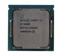 Процессор Intel 1151 Core i3-9100F