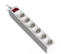 Сетевой фильтр iPower W6-18M Белый