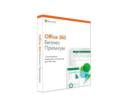 Off365 Bus Prem Retail Russian Subscr 1YR (KLQ-00426)