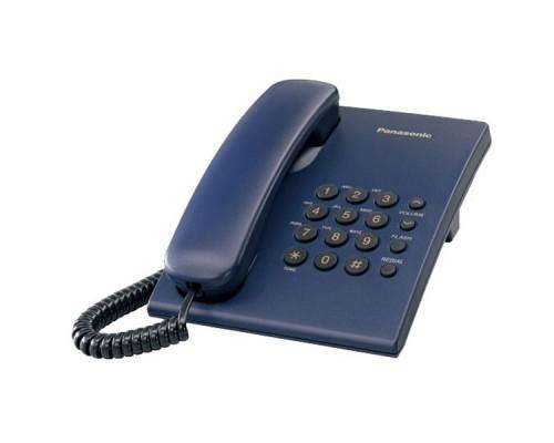Телефон проводной Panasonic KX-TS2350CAC