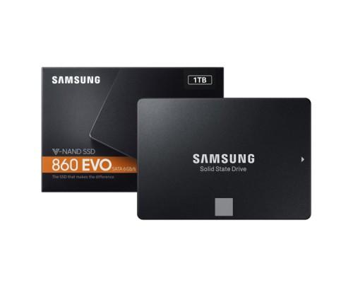 SSD 1000ГБ Samsung 860 EVO MZ-76E1T0BW