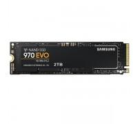 SSD 2000 GB Samsung 970 EVO MZ-V7E2T0BW