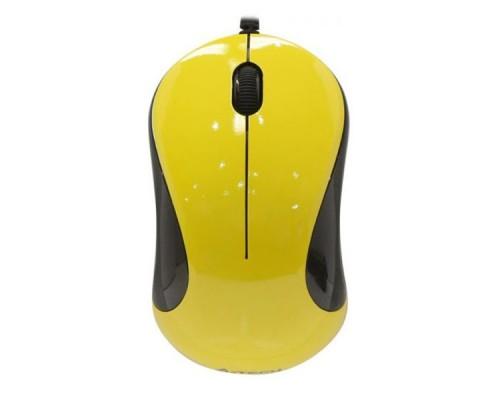 Мышь A4tech N-320-2 YELLOW