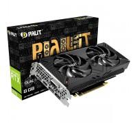 Видеокарта PALIT RTX 2070 DUAL NE62070015P2-1062A