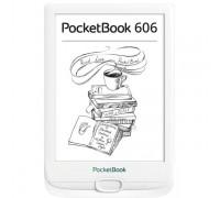 Электронная книга PocketBook PB606-D-CIS белый