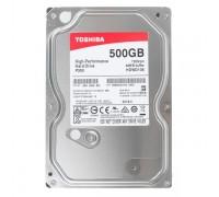 Купить HDD 500Gb TOSHIBA P300 HDWD105UZSVA по лучшей цене в Алматы