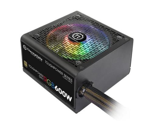 Блок питания Thermaltake Toughpower GX1 RGB 600W (PS-TPD-0600NHFAGE-1)