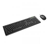 Комплект Клавиатура + Мышь, Rapoo, X120PRO