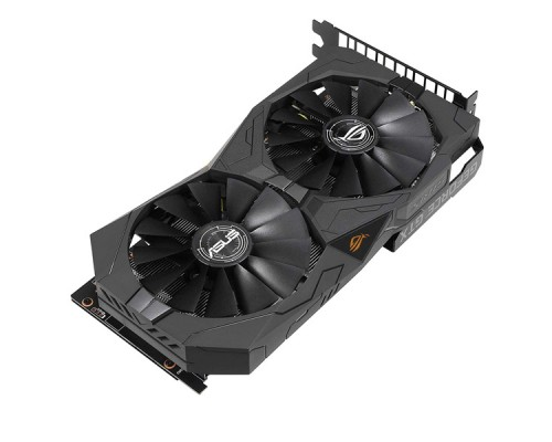 Видеокарта ASUS GeForce GTX1650 ROG-STRIX-GTX1650-A4G-GAMING