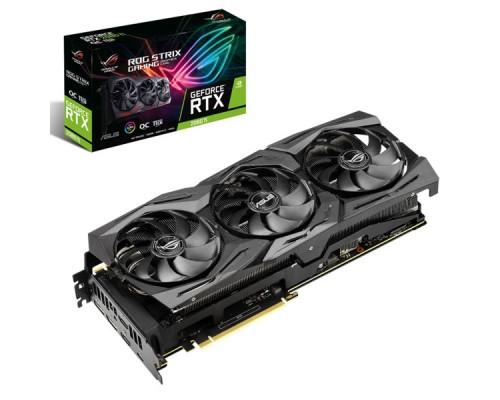 Видеокарта ASUS GeForce ROG-STRIX-RTX2060-O6G-GAMING