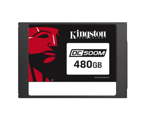 SSD 480GB Kingston SEDC500M/480G