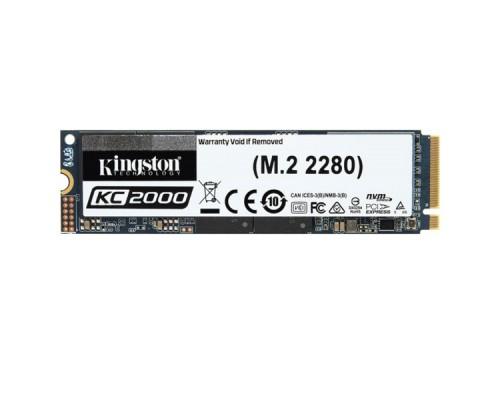 SSD 2000GB Kingston SKC2000M8/2000G
