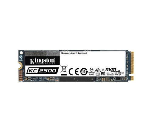 SSD 1000GB Kingston SKC2500M8/1000G