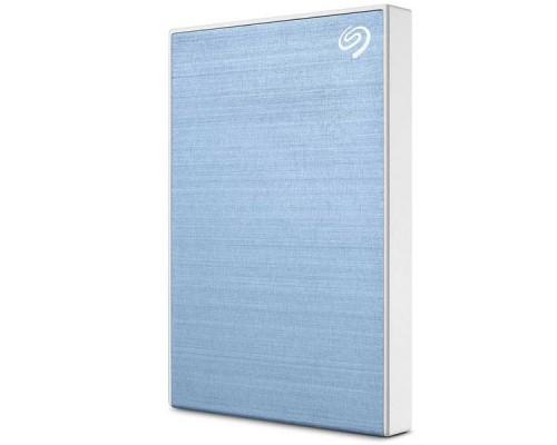 Внешний жесткий диск 1Tb Seagate Backup Plus Slim Portable STHN1000402