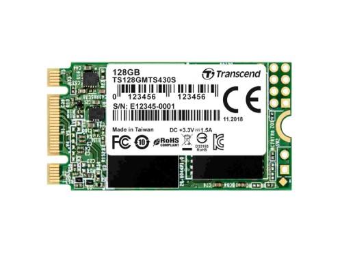 SSD 128GB Transcend TS128GMTS430S