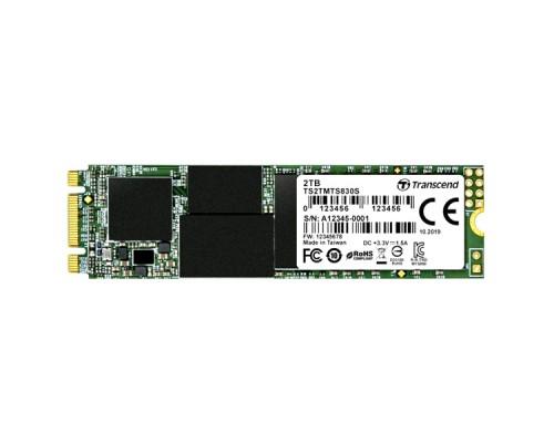 SSD 2TB Transcend TS2TMTS830S
