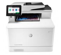 МФУ HP Color LaserJet Pro MFP M479fdn (W1A79A)