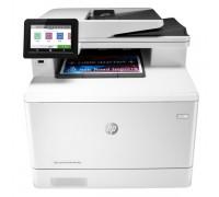МФУ HP Color LaserJet Pro MFP M479fdw (W1A80A)