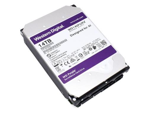 HDD 14Tb Western Digital Purple WD140PURZ