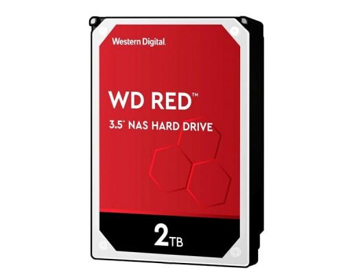 HDD 2Tb Western Digital Red WD20EFAX