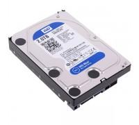 Жесткий диск HDD 2Tb Western Digital Blue WD20EZRZ