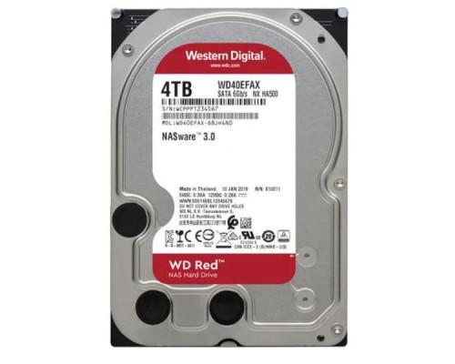 HDD 4Tb Western Digital RED WD40EFAX