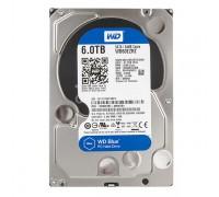 Жесткий диск HDD 6Tb Western Digital Blue WD60EZRZ