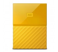 Внешний HDD Western Digital 1Tb My Passport WDBBEX0010BYL-EEUE