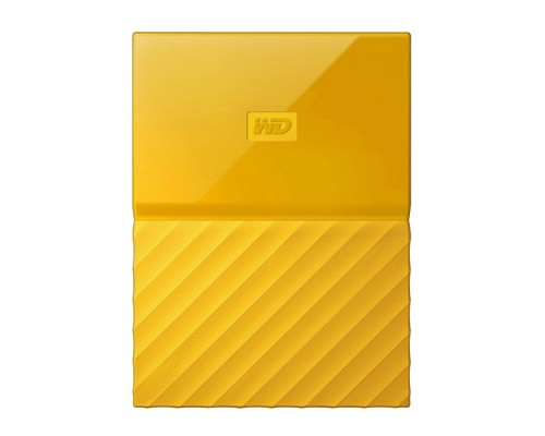 Внешний HDD Western Digital 4Tb My Passport WDBUAX0040BYL-EEUE