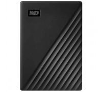 Внешний HDD Western Digital 2Tb My Passport WDBYVG0020BBK-WESN