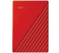 Внешний HDD Western Digital 2Tb My Passport WDBYVG0020BRD-WESN