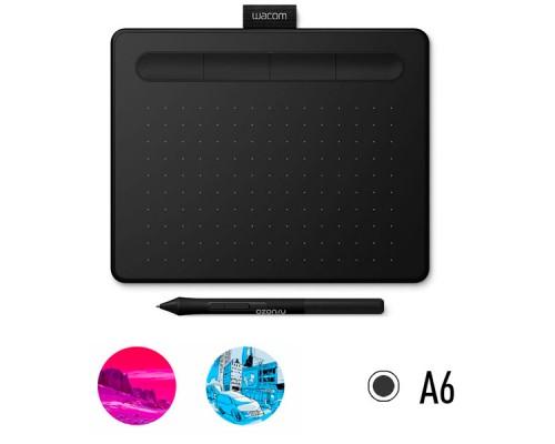Графический планшет Wacom Intuos Small (СTL-4100K-N)