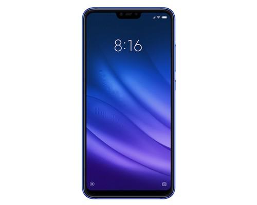 Мобильный телефон Xiaomi Mi 8 Lite 128GB, 6GB Blue