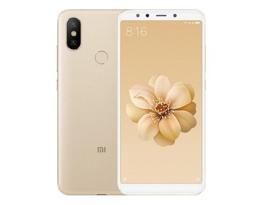 Мобильный телефон Xiaomi Mi A2 64GB, 4GB Gold