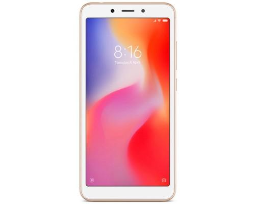 Мобильный телефон Xiaomi Redmi 6 3Gb 64GB Gold
